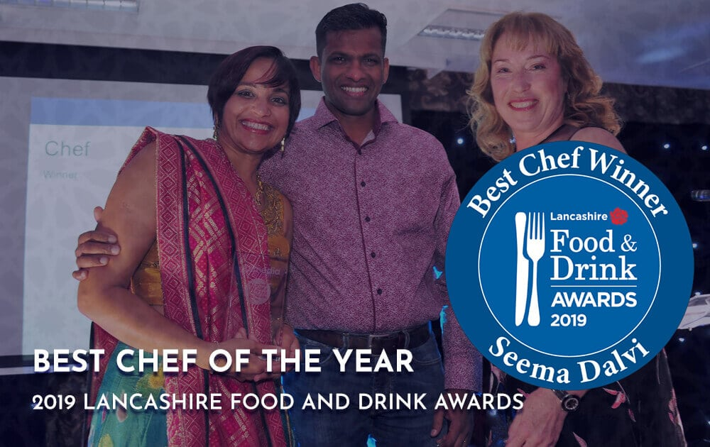 2019 Lancashire Food and Drink Awards – Best Chef of the Year